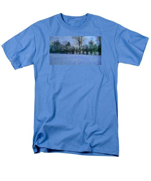 Blue Dawn Men's T-Shirt  (Regular Fit) by RC deWinter