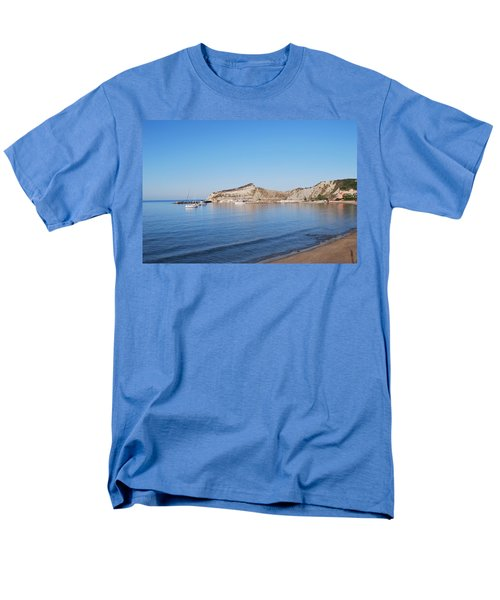 Men's T-Shirt  (Regular Fit) featuring the photograph Blue Water by George Katechis