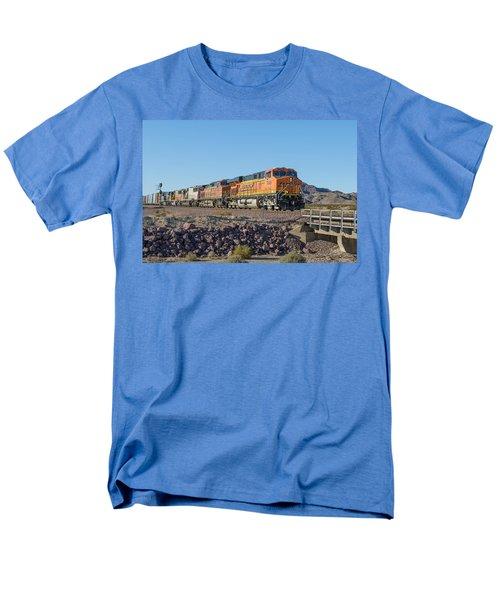 Bnsf 7649 Men's T-Shirt  (Regular Fit) by Jim Thompson