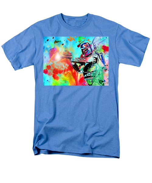 Boba Fett Star Wars Men's T-Shirt  (Regular Fit) by Daniel Janda