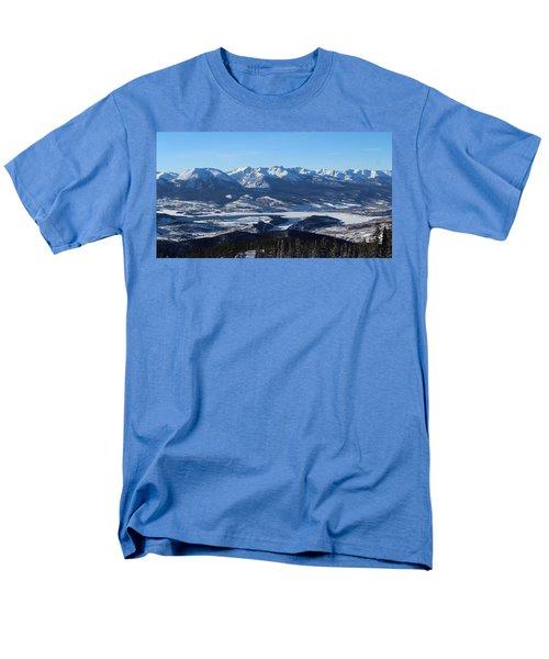 Breathtaking View Men's T-Shirt  (Regular Fit) by Fiona Kennard