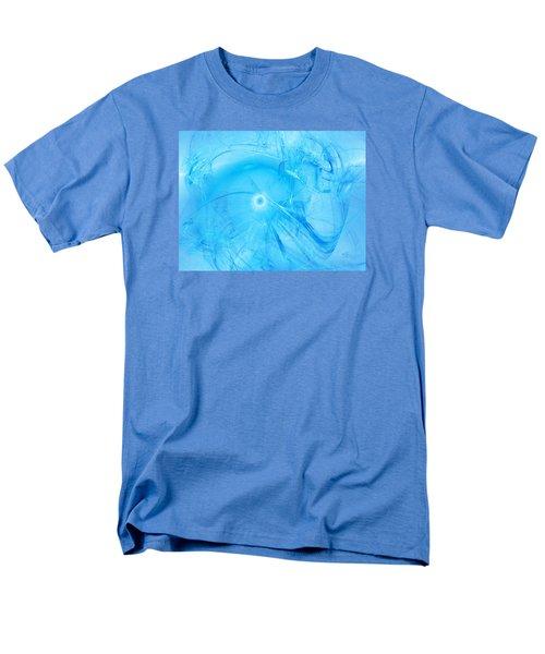 Celestial Intelligencer Men's T-Shirt  (Regular Fit) by Jeff Iverson