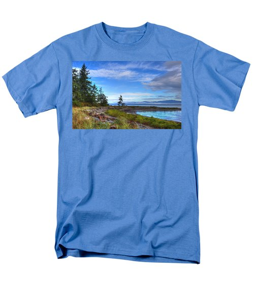 Clearing Skies Men's T-Shirt  (Regular Fit) by Randy Hall