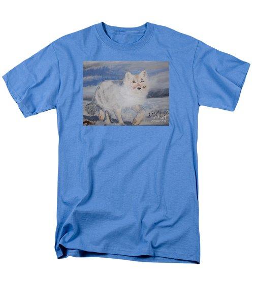 Cool Fox Men's T-Shirt  (Regular Fit) by Francine Heykoop
