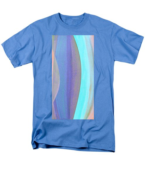 Curves1 Men's T-Shirt  (Regular Fit) by Stephanie Grant