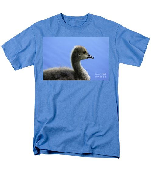 Men's T-Shirt  (Regular Fit) featuring the photograph Cygnet by Alyce Taylor