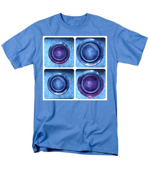 Men's T-Shirt  (Regular Fit) featuring the photograph Deep Thoughts Part One by Sir Josef - Social Critic - ART