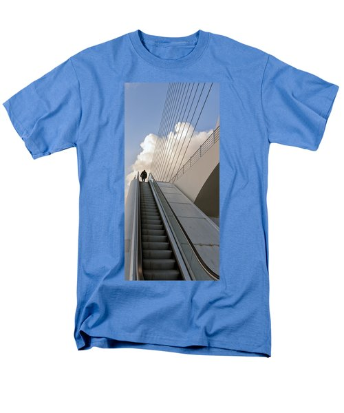 Elevator Men's T-Shirt  (Regular Fit) by Mike Santis