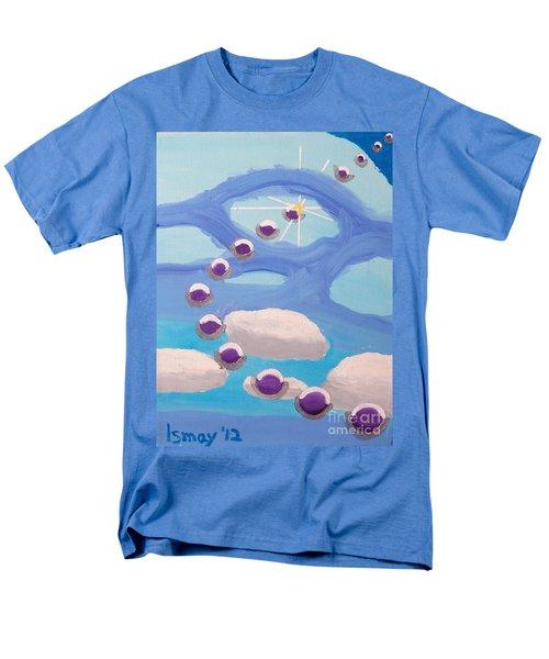 Finding Personal Peace Men's T-Shirt  (Regular Fit)
