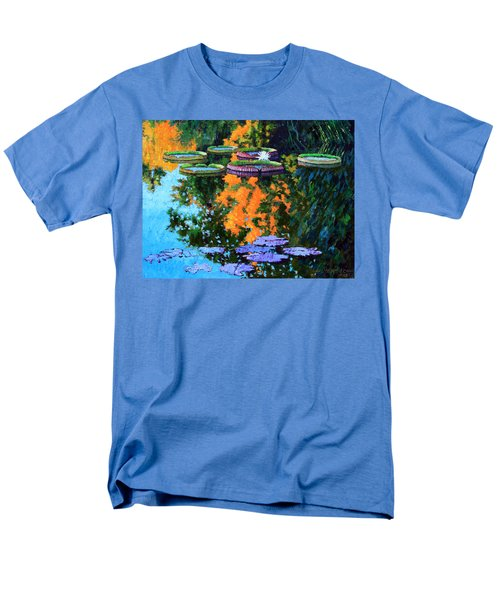 First Signs Of Fall Men's T-Shirt  (Regular Fit) by John Lautermilch