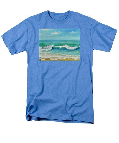 Gentle Breeze Men's T-Shirt  (Regular Fit) by Teresa Wegrzyn