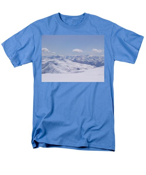 Gods Country Men's T-Shirt  (Regular Fit) by Brian Williamson