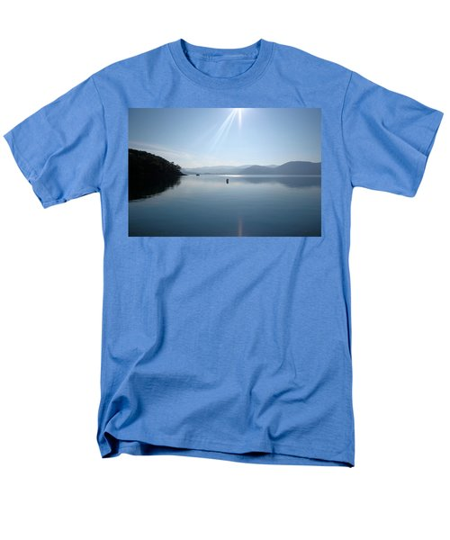 Men's T-Shirt  (Regular Fit) featuring the photograph Gokova Bay  by Tracey Harrington-Simpson