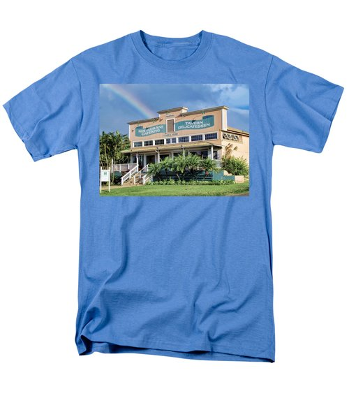 Men's T-Shirt  (Regular Fit) featuring the photograph Haliimaile General Store 1 by Dawn Eshelman