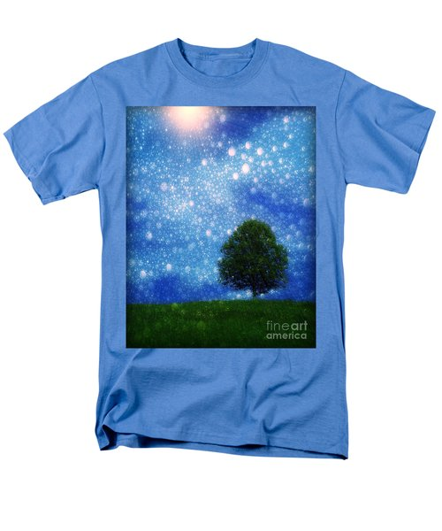 Heaven And Earth Men's T-Shirt  (Regular Fit) by Rory Sagner