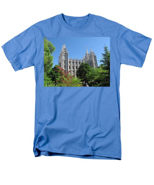 Heavenly Spires Men's T-Shirt  (Regular Fit)