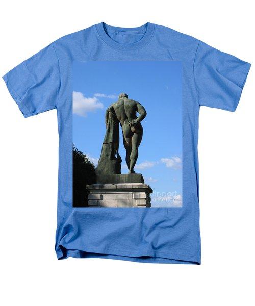Hercules  Men's T-Shirt  (Regular Fit) by HEVi FineArt