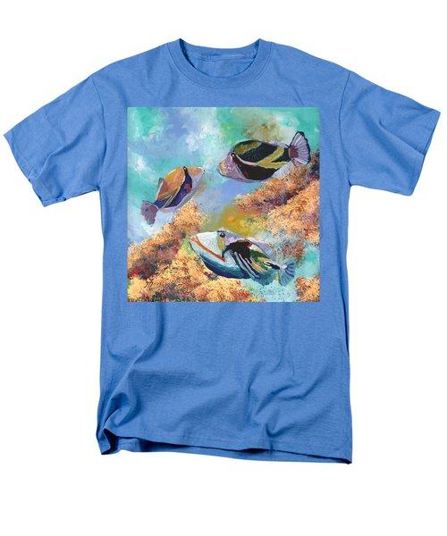 Humuhumu 3 Men's T-Shirt  (Regular Fit)