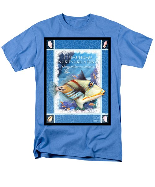 Humuhumunukunukuapua'a Men's T-Shirt  (Regular Fit)