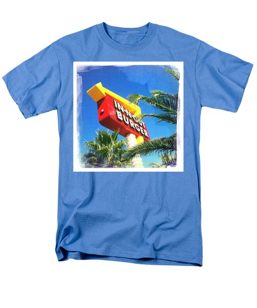 In-n-out Burger Men's T-Shirt  (Regular Fit) by Nina Prommer