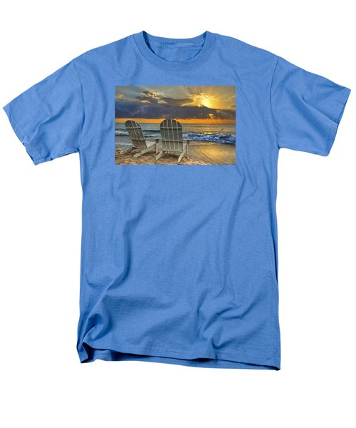 In The Spotlight Men's T-Shirt  (Regular Fit) by Debra and Dave Vanderlaan