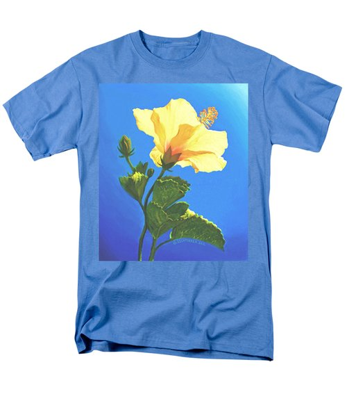 Into The Light Men's T-Shirt  (Regular Fit) by Sophia Schmierer