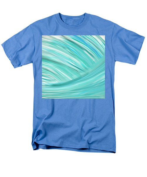 Island Time Men's T-Shirt  (Regular Fit) by Lourry Legarde