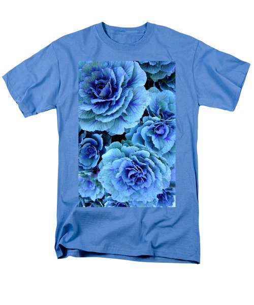 Kale Men's T-Shirt  (Regular Fit) by Laurie Perry