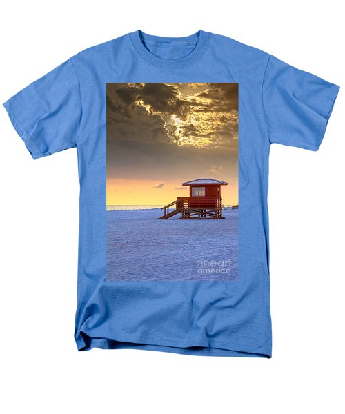 Life Guard 1 Men's T-Shirt  (Regular Fit) by Marvin Spates