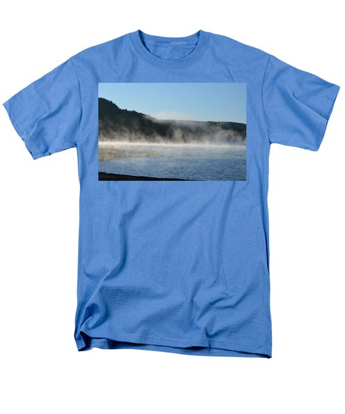 Men's T-Shirt  (Regular Fit) featuring the photograph Maine Morning by James Petersen