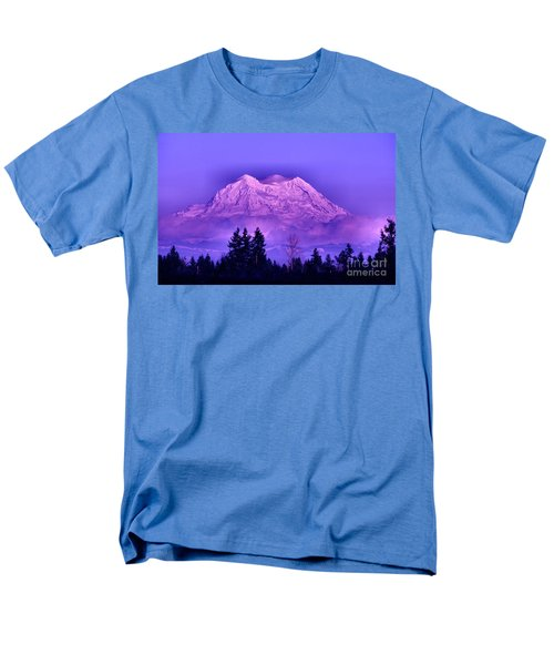 Majestic Men's T-Shirt  (Regular Fit) by Rory Sagner