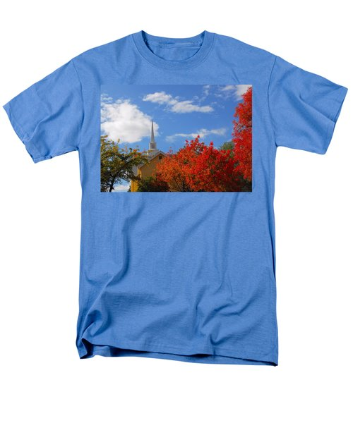 Men's T-Shirt  (Regular Fit) featuring the photograph Majesty by Lynn Bauer