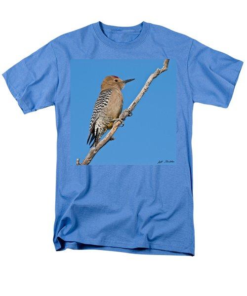 Male Gila Woodpecker Men's T-Shirt  (Regular Fit) by Jeff Goulden