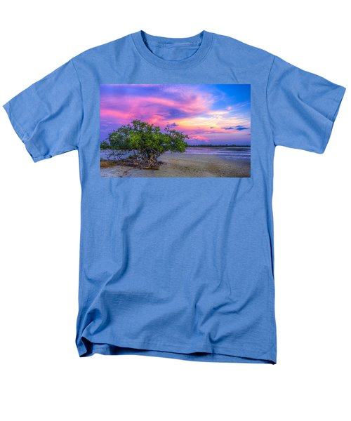 Mangrove By The Bay Men's T-Shirt  (Regular Fit) by Marvin Spates