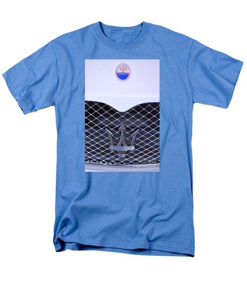Maserati Emblems Men's T-Shirt  (Regular Fit)