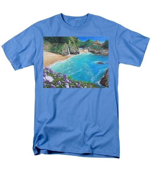 Mcway Falls Men's T-Shirt  (Regular Fit)