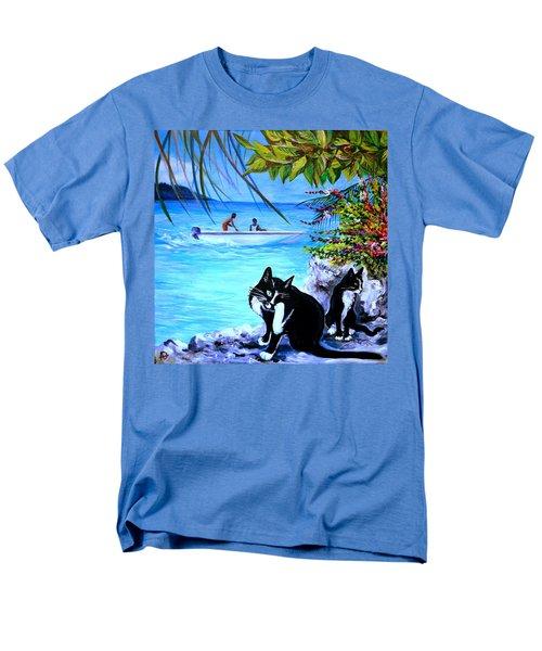 Montego Bay. Part One Men's T-Shirt  (Regular Fit)