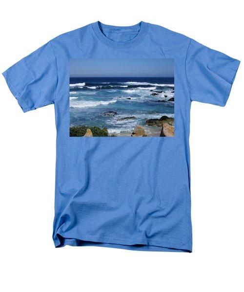 Men's T-Shirt  (Regular Fit) featuring the photograph Monterey-9 by Dean Ferreira