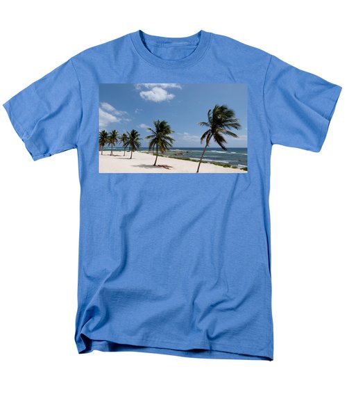 Men's T-Shirt  (Regular Fit) featuring the photograph Moon Bay by Amar Sheow