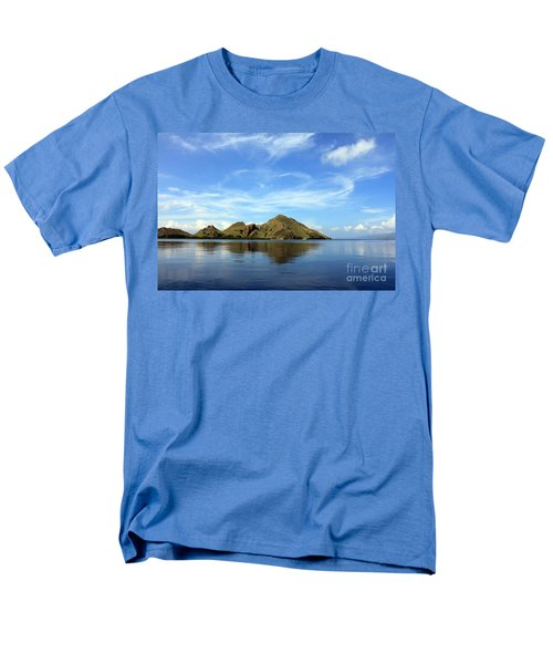 Morning On Komodo Men's T-Shirt  (Regular Fit) by Sergey Lukashin