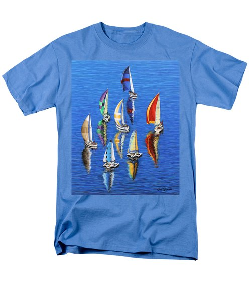 Morning Reflections Men's T-Shirt  (Regular Fit)