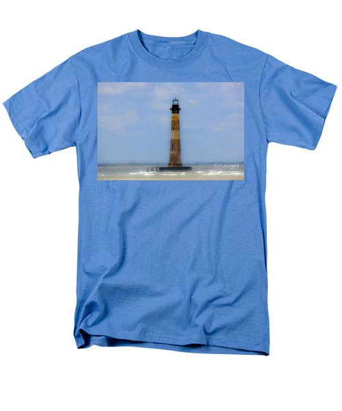 Sand Sea And Whimsey Men's T-Shirt  (Regular Fit) by Dale Powell