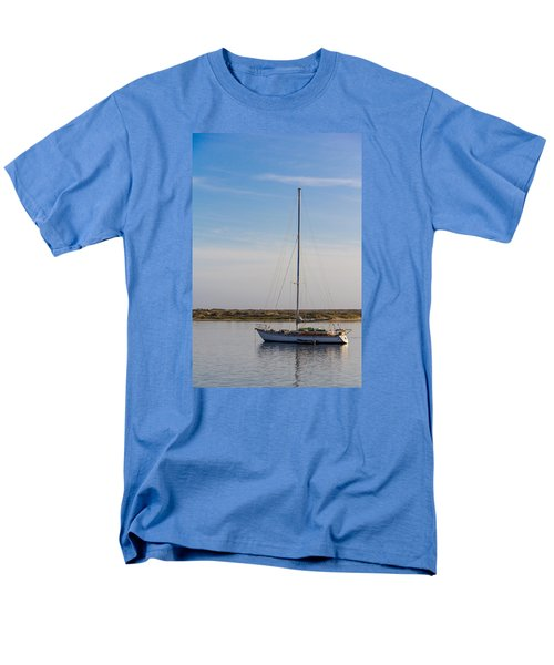 Men's T-Shirt  (Regular Fit) featuring the photograph Morro Bay 2 by Randy Bayne