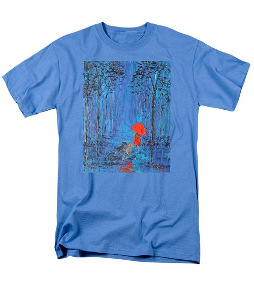 My Journey  Men's T-Shirt  (Regular Fit) by Patricia Olson