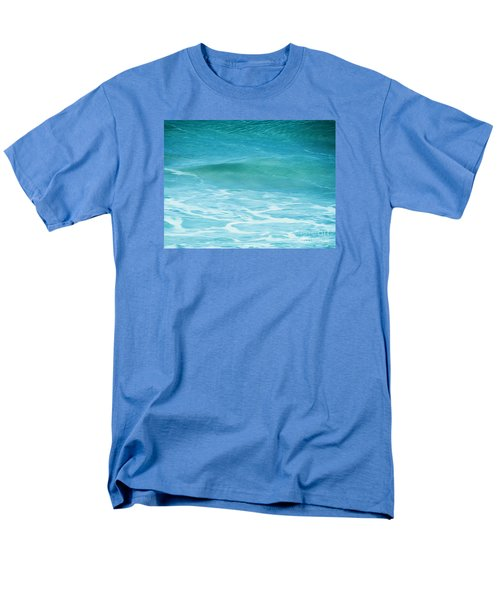 Men's T-Shirt  (Regular Fit) featuring the photograph Ocean Lullaby by Roselynne Broussard