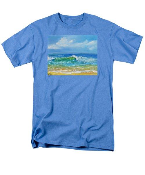 Oceanscape Men's T-Shirt  (Regular Fit)