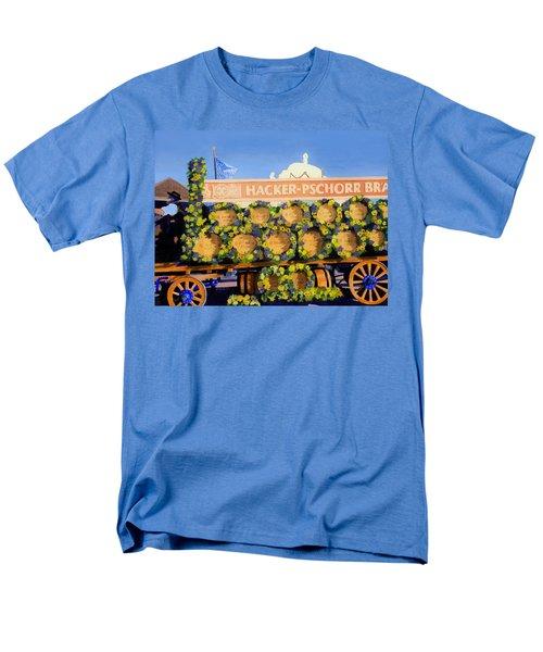 Men's T-Shirt  (Regular Fit) featuring the painting Oktoberfest by Lynne Reichhart