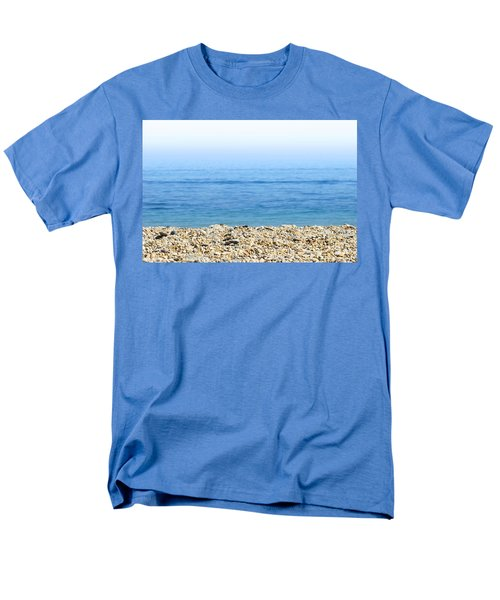 On The Beach Men's T-Shirt  (Regular Fit) by Chevy Fleet