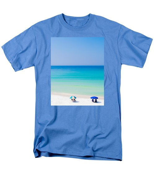 Paradise Men's T-Shirt  (Regular Fit) by Shelby  Young