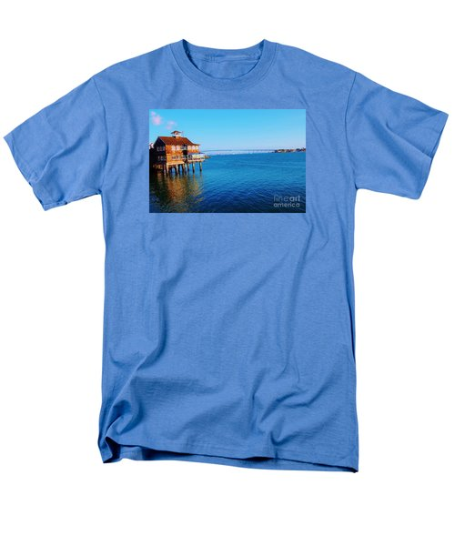 Men's T-Shirt  (Regular Fit) featuring the photograph Perfect Day In San Diego by Jasna Gopic